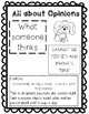 Dogs Fact and Opinion Center / Lesson