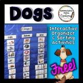 Dogs Free Interactive Chart: Can Have Are Labels Printables