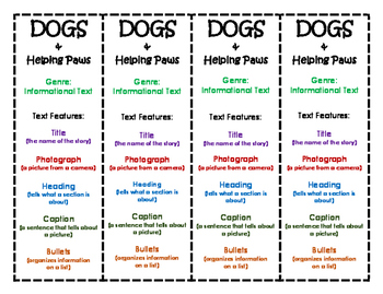 Dogs - Helping Paws