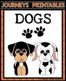 Dogs Journeys 2nd Grade