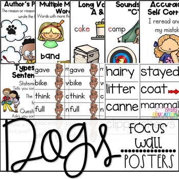 Dogs 2nd Grade 2014 Supplement Activities Unit 1 Lesson 3