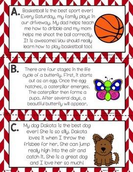 Dogs Journeys 2nd Grade Supplemental Activities