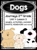 Dogs Journeys 2nd Grade (Unit 1 Lesson 3)