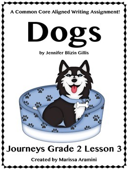 Dogs-Journeys Grade 2-Lesson 3