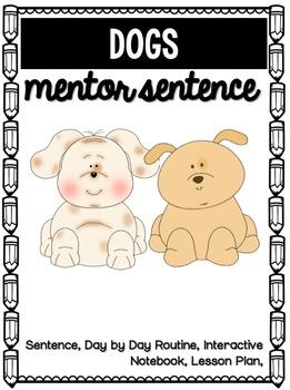 Dogs Mentor Sentence Journeys