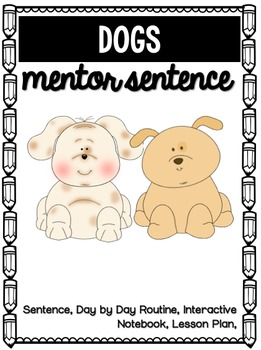 Dogs Mentor Sentence Journeys