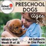Preschool Dogs Printables (Week 19)