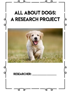 Dogs Research Project