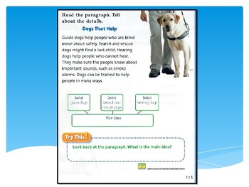 Dogs Storytown powerpoint
