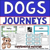Dogs Journeys Second Grade Unit 1 Lesson 3 Activities & Printables