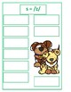 "Dogs and Cats - A File Folder Activity For Suffix ""s"" in Closed Syllables"