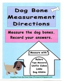 Dogs and Paws Bone Measurement Center