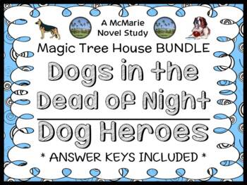 Dogs in the Dead of Night | Dog Heroes : Magic Tree House Bundle (Osborne)