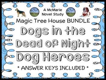 Dogs in the Dead of Night | Dog Heroes : Magic Tree House Bundle (Osborne)