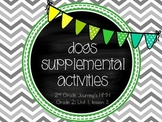 Dogs supplemental activities - Journey's 2nd Grade Unit 1 Lesson 3
