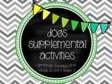 Dogs supplemental activities - Journey's 2nd Grade Unit 1