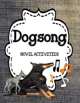 Dogsong - Novel Activities Unit