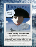 Dogsong by Gary Paulsen ELA  Novel Literature Study Guide COMPLETE
