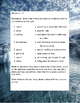 Dogsong by Gary Paulsen ELA  Novel Literature Study Guide