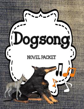 Dogsong ( by Gary Paulsen) - Novel Unit ( Bundle)