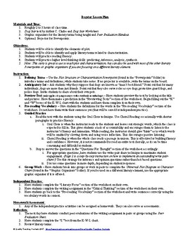 Dog Star by Arthur C. Clarke Lesson Plan, Questions, Worksheet, Key, PPTs