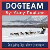 Dogteam by Gary Paulsen Book Companion