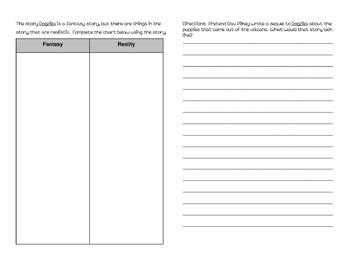 Dogzilla Activity Booklet