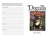 Dogzilla Activity Booklet