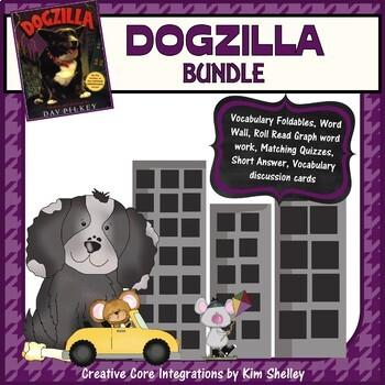 Dogzilla Language Arts BUNDLE
