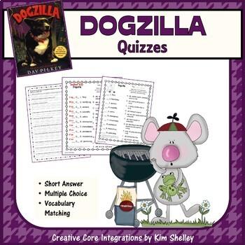 Dogzilla Quizzes