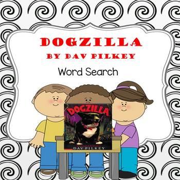 Dogzilla Word Search