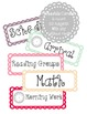 Doily Classroom Theme Pack!