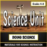 Doing Science - A Science Unit on Inquiry and Application
