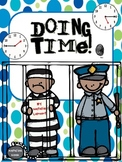 Doing Time {Quarter-After and Quarter-To} - 11 Math Centers
