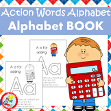 """Exercise the Alphabet""  Book for Kindergarten"""