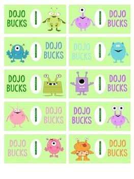 Dojo Bucks