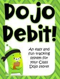 Dojo Debit Card