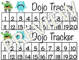 Dojo Desk Points Tracker & Parent Letter