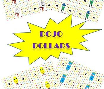 Dojo Dollars - Financial Literacy - Class Economy