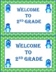 Dojo Monster Welcome to 2nd Grade Postcards