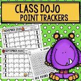 Dojo Point Trackers