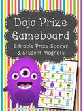 Dojo Prize Gameboard