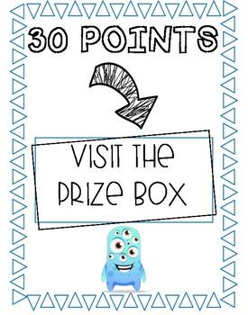 Dojo Reward Posters