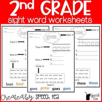 original-3162096-1 Kindergarten Sight Word Coloring Worksheets on spring color, make color,