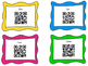 Dolce Sight Words QR Code Cards- ALL 220 words BUNDLE