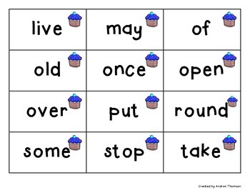 Dolch 1st Grade Sight Words Activities