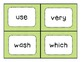 Dolch 2nd Grade Flashcards
