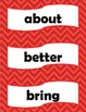 Dolch 3rd Grade Word List Flash Cards.