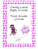 Dolch First Grade Candyland Game