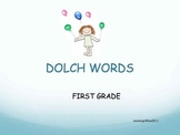 Dolch First Grade PowerPoint Show